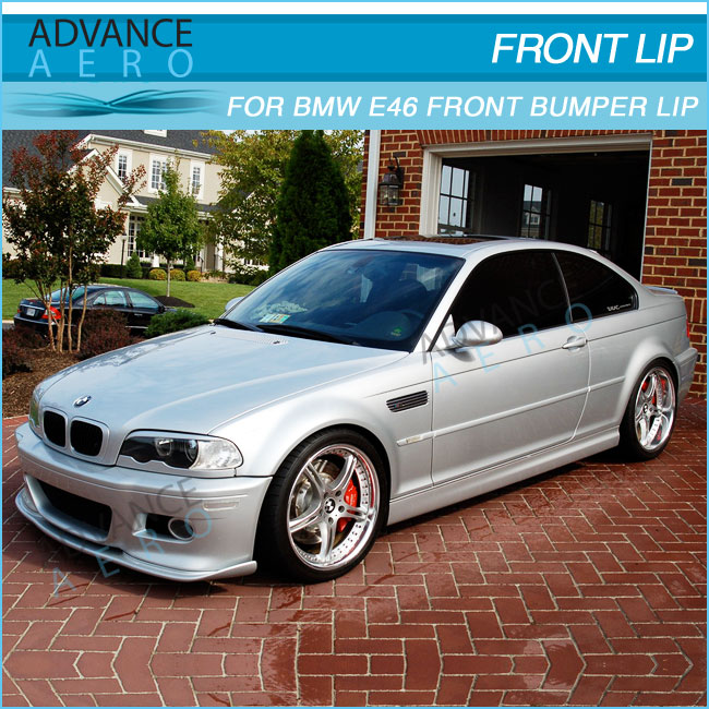 For 2001 2002 2003 2004 2005 2006 Bmw E46 M3 Poly Urethane Front