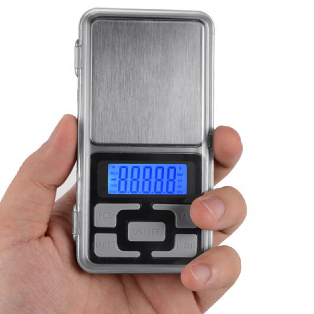 500g x 0.1g Mini Pocket Digital Scale for Gold Sterling Silver Jewelry Scales 0.1 Display Units Balance Gram Electronic Scales new arrival 500g 0 1g lcd digital gold balance gram pocket
