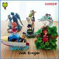 Mr. Froger Hayao Miyazaki Figura Série II Moving Castle Arrebatados Ponyo On The Cliff Princesa Mononoke Figuras de Arrietty brinquedos