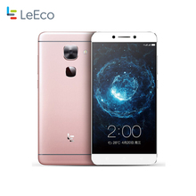 "LeTV LeEco Le 2×528 Dual SIM Octa core 4 г LTE смартфон 5.5 ""Snapdragon 652 3 ГБ Оперативная память 32 ГБ Встроенная память 1920×1080 отпечатков пальцев ID телефон"