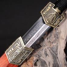 Collecation Sword Fully Hand-made Home Decoration Chinese Han Dynasty Sword 1060 High Carbon Steel Full tang Sword Chinese Knife