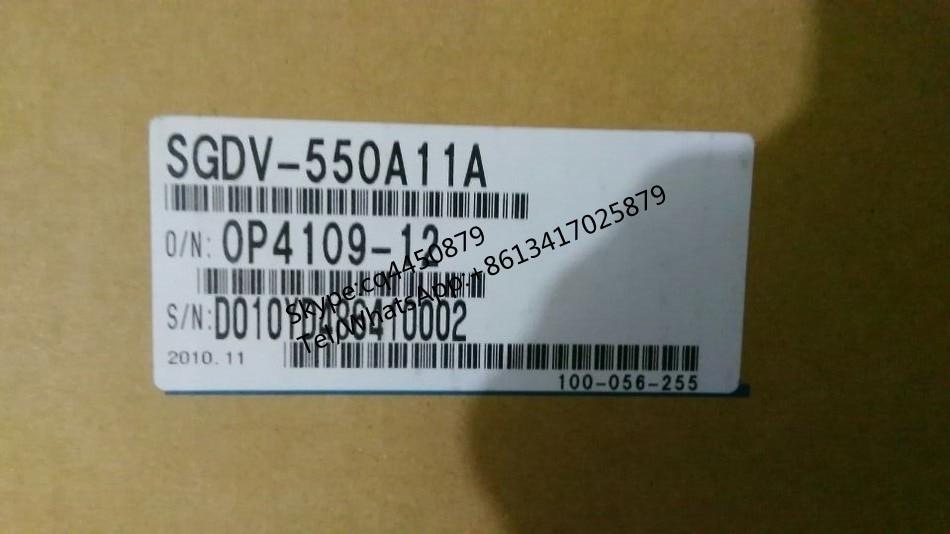 NEW&ORIGINAL SGDV-550A11A YASKAWA SGDV-550A11A AC SERVO DRIVER SGDV-550A11A SERVOPACK SGDV-550A11A
