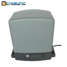 New Sliding Gate Operator waterproof Maximum gate weight 500KG AC heavy duty gate opener