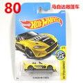 2017 New Hot Wheels Yellow I5 Mazda MX-5 MIATA car Models Metal Diecast Car Collection Kids Toys Vehicle  Juguetes Models