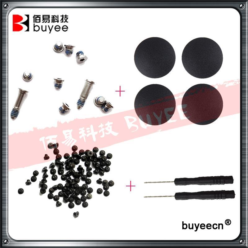 For Macbook Pro A1278 A1286 A1297 Rubber Feet Bottom With Screws Screwdriver Vivid And Great In Style Computer & Office