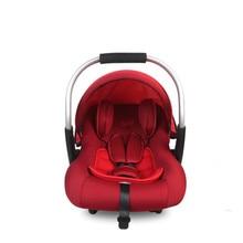3 Точечные Ремни Безопасности 0-9 месяцев новорожденный Автомобиль Корзина Удобный Портативный Детское Автокресло повернутое Установка безопаснее