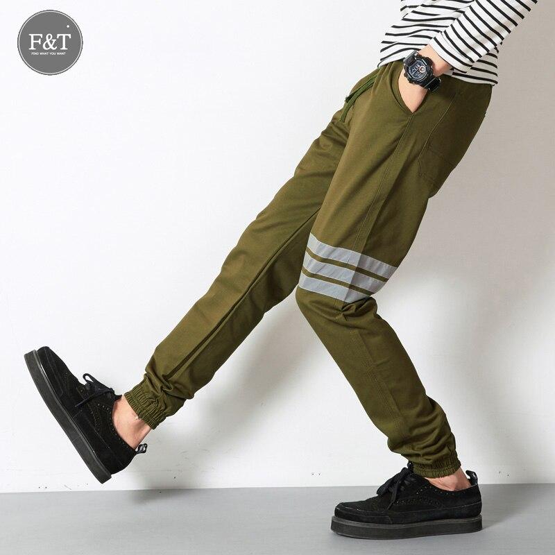 Men Harem Pants 2016 Autumn Fashion Biker Joggers Millitary Slim Fit Sweatpants  Hip Hop Swag Clothes Clothing High Street M-5XL
