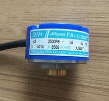 Miễn phí Vận Chuyển! kỹ thuật số GSM48 loạt TAMAGAWA MÃ servo motor mã hóa P8 OIH48 2500P8 L6 5V TS5214N8566