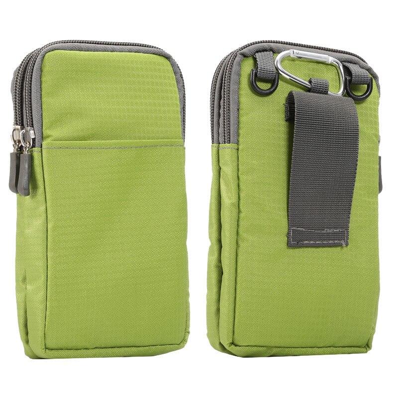 Pochette de téléphone en plein air portefeuille Clip ceinture sac pour Samsung Galaxy A3 A5 A7 2016 J3 J5 J7 S5 S6 S7 edge Plus Grand Prime Case 6.0 pouces