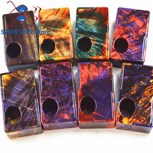 Original Yiloong Stabilizer Wood Stabilizer Mech BF Squonk Mod 18650 & 20700 Adjustable 7ML Compression Bottle E-cigarette Vape