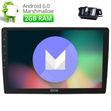 4 CORE Android 6.0 10.1″ Car Radio Detachable Stereo GPS Wifi 4G BT OBD2 2GB RAM
