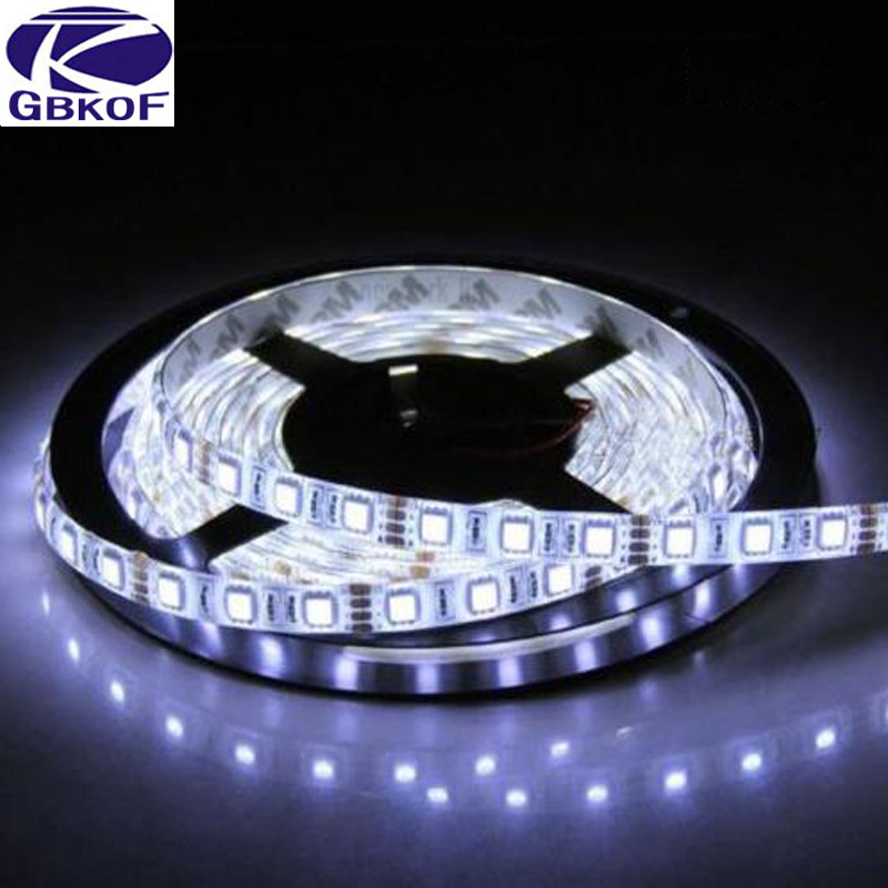 5m/Lot 16.4ft 12v SMD RGB 5050 IP65 Waterproof 300 LED Flexible Tape Strip Light Red/Yellow/Blue/Green/White/Warm White/RGB