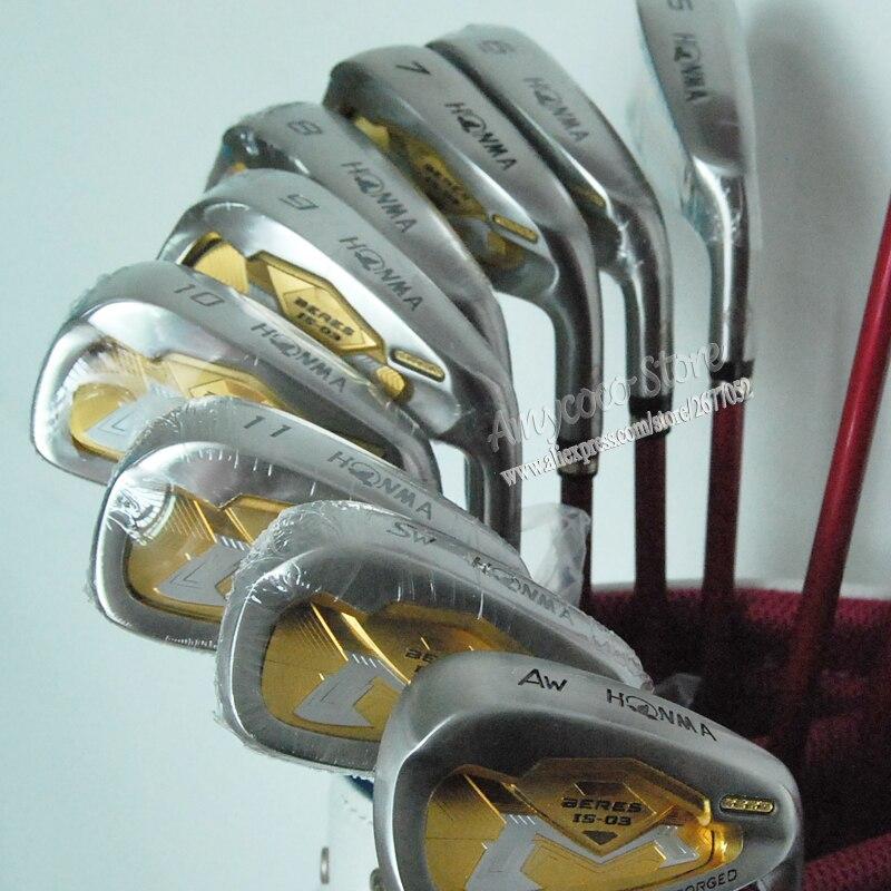 Νέα Γυναικεία Γκολφ Clubs Honma S-03 3star - Γκολφ - Φωτογραφία 5
