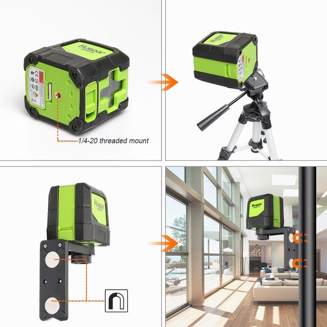 Aparato Pa Midi di Laser Horizontal & Vertical 5