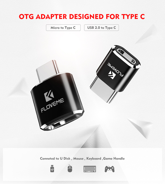Universal USB Type C Phone Adapter