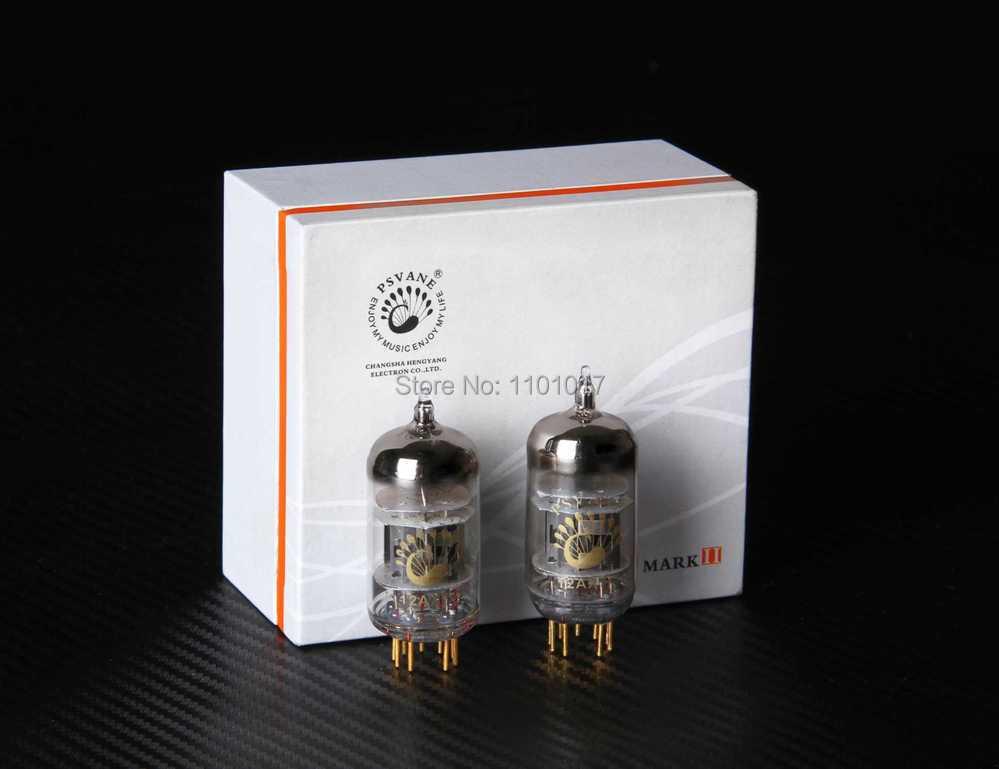PSVANE 12AX7-TII Tub vakumi Mark TII Series HIFI EXQUIS 12AX7 ECC83 - Audio dhe video në shtëpi - Foto 2