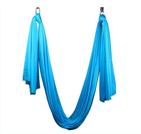 @1  10 комплектов стиля 5м полный комплект Воздушный антигравитационный пояс для йоги без кольцевых креп ★