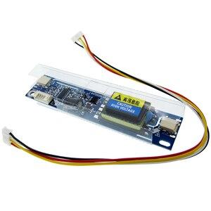 Универсальный CCFL инвертор ЖК-монитор для ноутбука 2 лампа 10-28 в для 10-26 ''широкоформатная подсветка для экранного модуля DC к плате переменног...