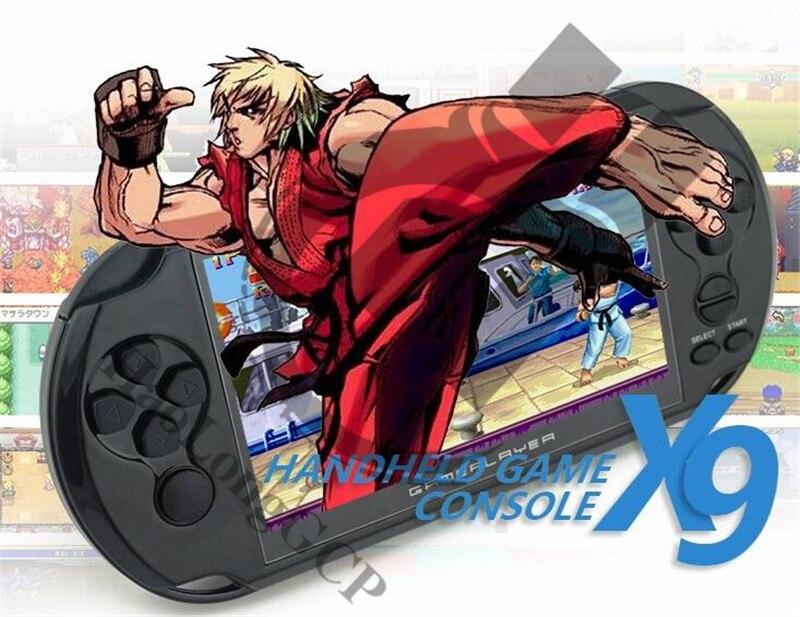 haolonggcp Handheld Player TV Video Game Console NES SEGA