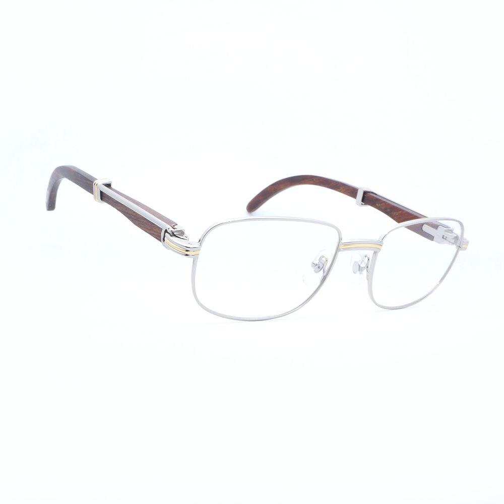 Holz Gläser Männer Carter Brille Frauen Vintage Optische Rahmen ...
