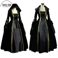 New Arrival Women's Medieval Renaissance Victorian Dresses Princess Ball Gowns Dresses Costumes Custom Made