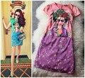 2015 Verão Vestidos De Festa Para Jovens Meninas Mão de Fátima NS130 Impresso diamante Frisado vestidos Curtos de Festa das Mulheres do Sexo Feminino