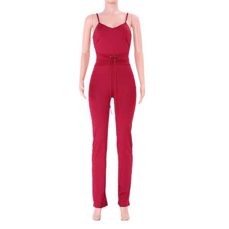 rompers womens jumpsuit plus size sexy overalls for women summer one piece jumpsuit off shoulder long pants macacao feminino 82L