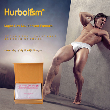 Hurbolism New Tea Bag of Super Mix Ancient Formula for Male Enhancement, Sex Products for men, Natural Herbal Ingredients,