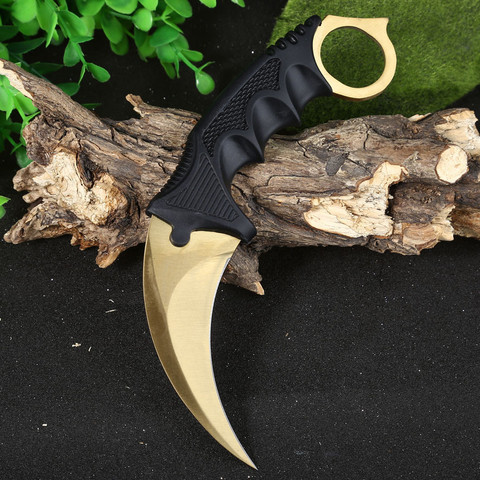 CSGO knife Multi tools Outdoor Survival Karambit Knives Camping Hunting counter strike tactical tools knife CS GO tool Karachi