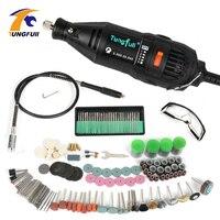 192pcs Electric Diamond Grinding Drill Grinder Tool Polishing Bit Abrasive Kit Tools Accessories Dremel Discos De