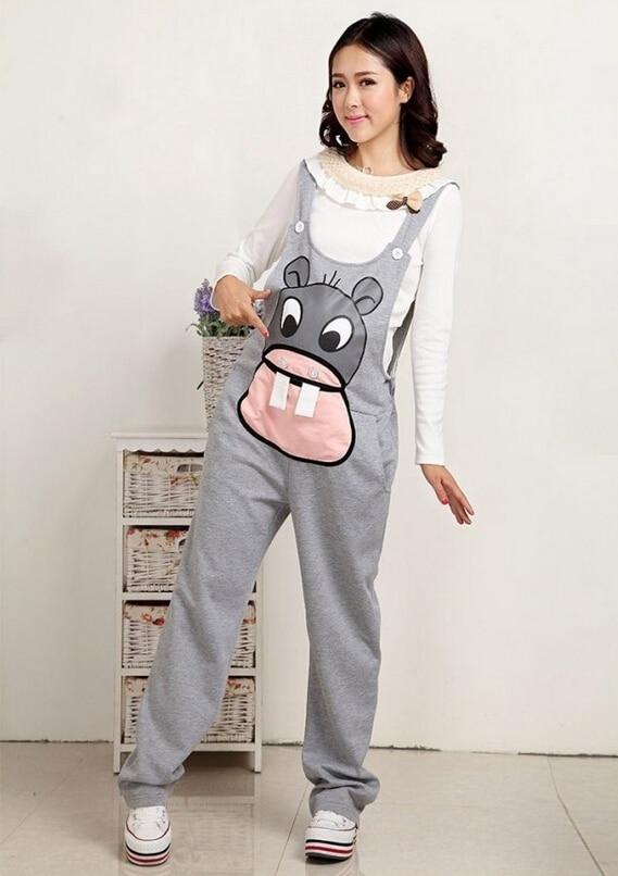 comprar gravida mono pantalones de maternidad ropa para mujeres embarazadas trajes de roupa gestante pantalones otoo invierno embarazo de