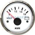 WEMA морской вольтметр KUS морской Аккумулятор датчик электрический автомобиль грузовика диапазон 8-16 В