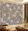 Luxus europa wohnzimmer schlafzimmer vorhang dicke kopfsteinpflaster 3D fenster vorhänge Drucken foto blackout vorhänge|blackout curtains|window curtainsbedroom curtains -