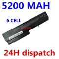 Batería del ordenador portátil para hp business notebook 6910 p 6710 s nc6100 nx6325 nx6120 nx6110 nc6400 nx5100 nx6300 nc6120 nc6200 nc6230