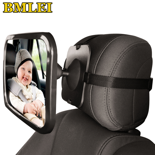 Rear View Baby Mirror For Car Easily Watch Your Precious Child In Wide Field