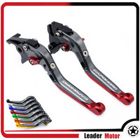 For Aprilia CAPONORD ETV1000 ETV 1000 2002 2007 Motorcycle Accessories Folding Extendable Brake Clutch Levers