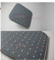 New Newarrival Square Shape Chromned Shower Room Rotate Shower Roof Head