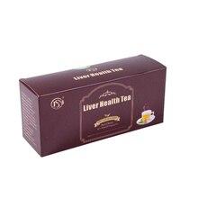 64 пакетиков/4 упаковки алкогольные гепатиты для здоровья печень жирная печень напиток для детокса хорошие эффекты детоксикации, гепатозащитный и антивозрастной