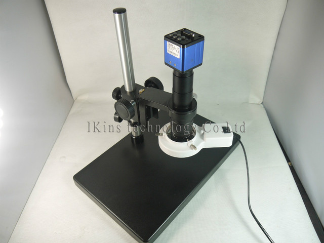 Mp hd zoll sensor c mount mikroskop kamera lupe vga
