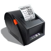 2016 GP3120TU этикетки принтер штрих-кодов термопринтер этикеток 20 мм до 82 мм тепловая принтер штрих-кодов одежды этикетки принтер