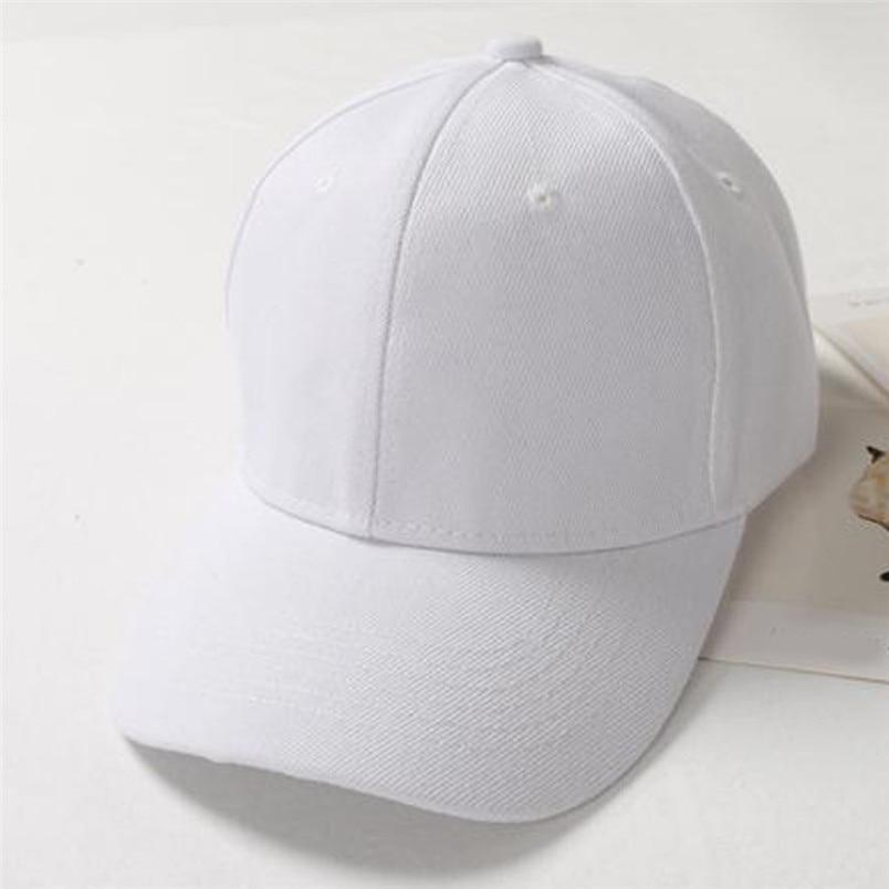 Baseball Cap Summer Women Men Cap 2018 New Fashion Hats Adjustable Boys Girls Snapback Hip-Hop Outdoor Casual Cap F#L26 (7)