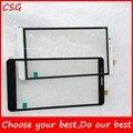 Original Novo smartphone Digitador Para QILIVE tela Sensível Ao Toque de Vidro do painel de toque do telefone Móvel celular nota código e tamanho