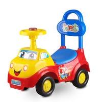 2016 Hot Sale 4 Wheel Baby Walker Cars For 3 Age Children Go Cart Walker Baby