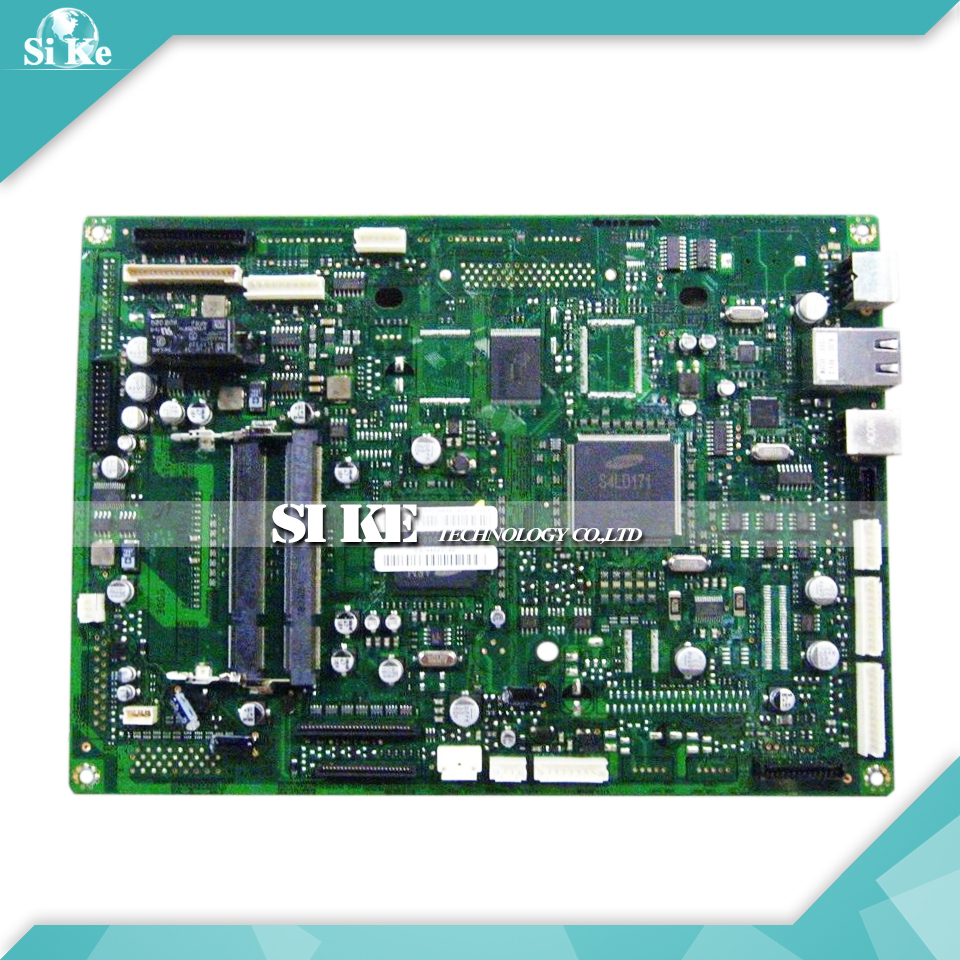 Laser Printer Mainboard Mother Board For Samsung CLP-610 CLP 610 CLP610 Formatter Board Main Logic Board free shipping new original formatter board jc9202529a for samsung clp 4195 logic board motherboard printer parts on sale
