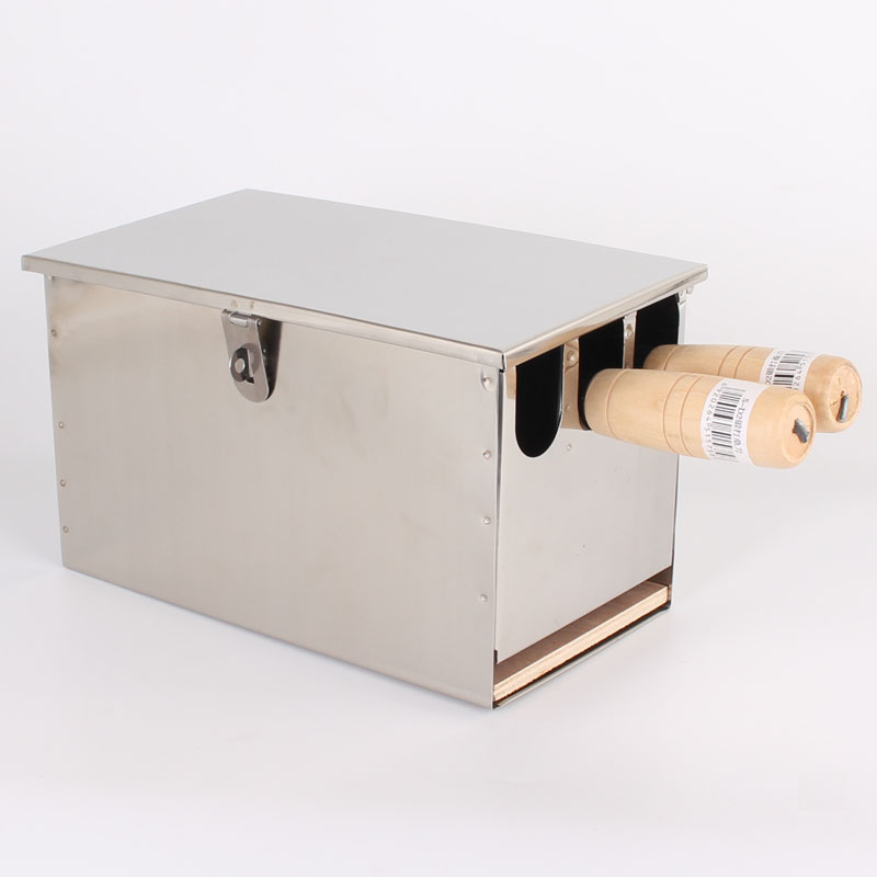 Thick Stainless Steel Knife Box Restaurant Kitchen Combination Knife Holder Multi-Tool Holder Household Tool Storage Box 13