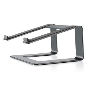Image 1 - Support universel pour ordinateur portable et bureau dascenseur en aluminium pour ordinateur portable, support de refroidissement pour appliquer MacBook Pro Air 11 17 pouces