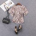 Новое прибытие 100% чистого шелка женщины рубашка hanfu шнуровкой женские рубашки с бабочкой рукава стильный моды рубашка бесплатная shipping-b60