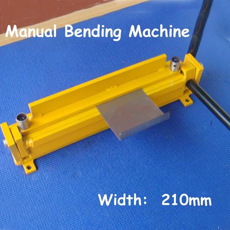 DIY Small Bending Machine Manual Iron Sheet Folding Machine Aluminum Plate Bending Machine diy small manual bending machine folding machine iron sheet metal bending plate bending machine 1pc