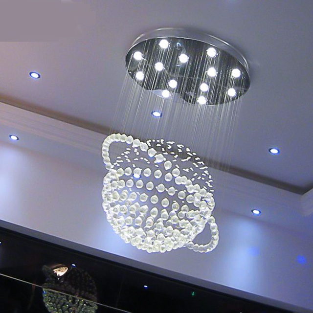 FREE SHIPPING EMS Luxury fashion large crystal ceiling lights hotel     FREE SHIPPING EMS Luxury fashion large crystal ceiling lights hotel living  room Living room bedroom lights