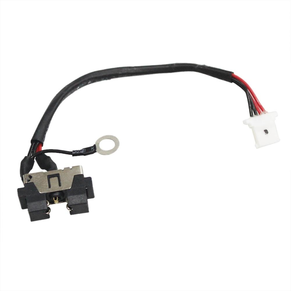 JINTAI Para Sony Vaio Aleta SVF13N DC Power Jack Cable Harness Conector do Carregador Cabe SVF13N27PXB SVF13N27PXS SVF13N23CXS
